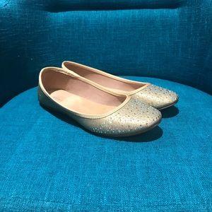 Style &Co Glittery Flats